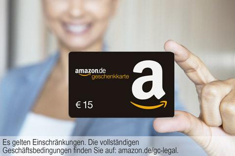 Frua mit 15 € Amazon Gutschein