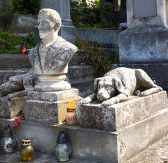 Mensch-Tier-Friedhof