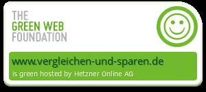 Auszeichnung Green Web