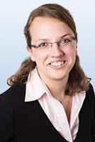 Ihre Ansprechpartnering: Frau Schaefer