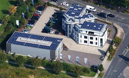 vs vergleichen-und-sparen GmbH - Gebäude